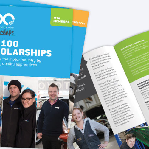MTA – Scholarships Booklet