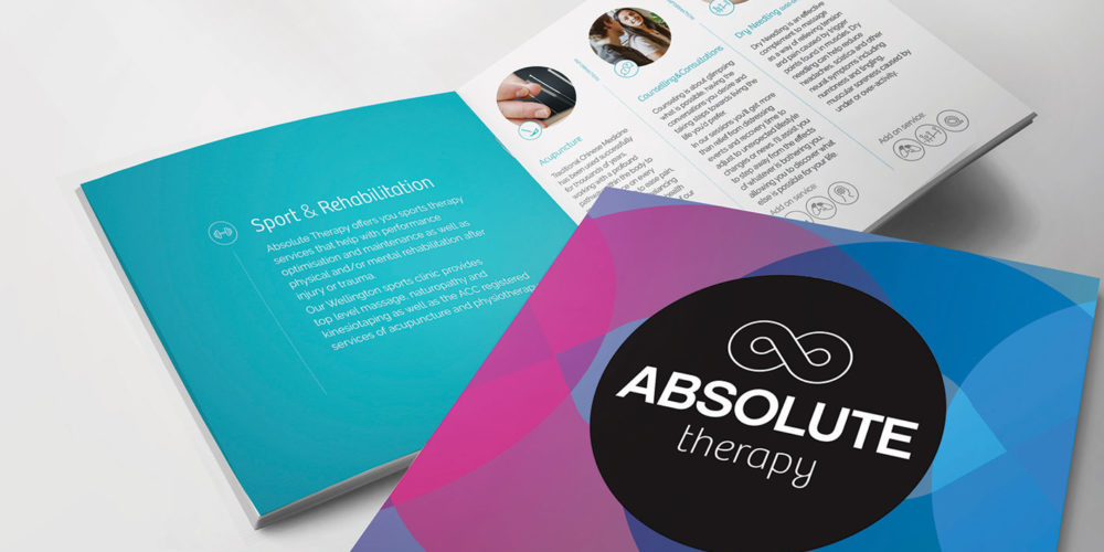 Absolute Therapy – Services Brochure