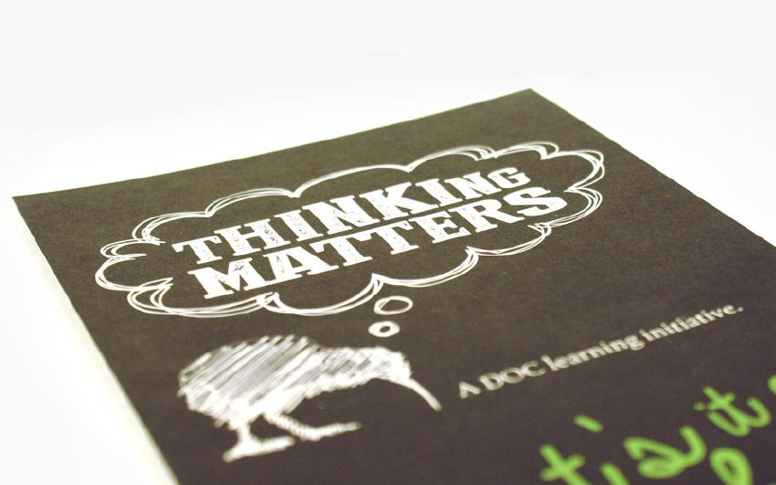 Dock Thinking matters logo